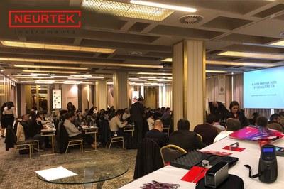 NEURTEK presenta las tendencias de instrumentación de Control de Calidad en Turquía.