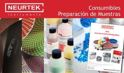 Nueva Guía de Consumibles para Preparación de Muestras Metalográficas