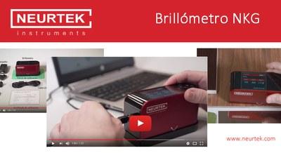 Conozca el funcionamiento del Brillómetro NKG