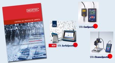Nuevo catálogo NEURTEK - Control del Proceso de Limpieza