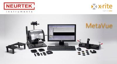 Nuevo espectrofotómetro MetaVue™ VS3200