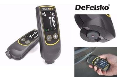 Nuevo medidor de espesor Positest DFT para la medida de recubrimiento sobre bases metálicas