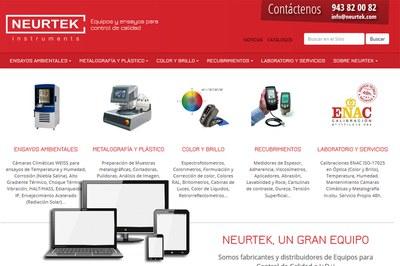 Todas las soluciones NEURTEK a un click