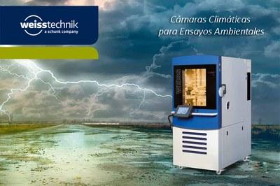 WEISS Technik lider mundial en ensayos ambientales