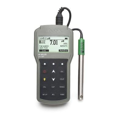 Medidor de Conductividad HI-98192 Conductivimetros Hanna instruments