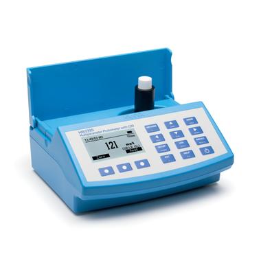 Fotómetros multiparamétricos Serie HI83xxx Fotómetros Hanna instruments