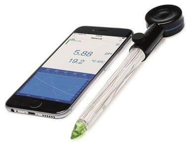 HALO electrodo de pH pHmetros Hanna instruments