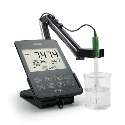 EDGE medidor de pH