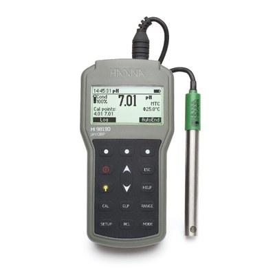 Serie 98 medidor de pH