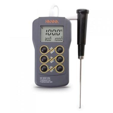 Termómetros industriales Termometros Hanna instruments