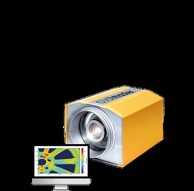 CoatMaster, medidor de espesor sin contacto / on-line de capas secas y húmedas