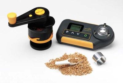 Medidor de temperatura y humedad Grainmaster